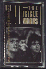 THE ICICLE WORKS IF YOU WANT TO DEF CASSETTE NEW SEALED USA ISSUE INDIE ROCK