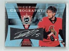 07-08 UD The Cup Chirography  Dany Heatley  /50  Auto