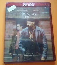 Film dvd HD TRAINING DAY  Alta definizione RARO nuovo e sigillato