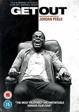 GET OUT       BRAND NEW SEALED GENUINE UK DVD