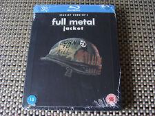 Blu Steel 4 U: Full Metal Jacket Limited Edition Steelbook : Sealed Kubrick