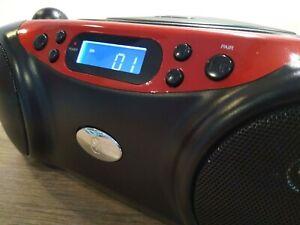 Polaroid Bluetooth CD Boombox with Radio