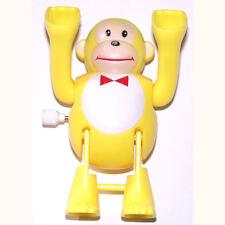 Wind Up Flipping Monkey Pencil Sharpener - Clockwork Somersaulting Chimp Toy!