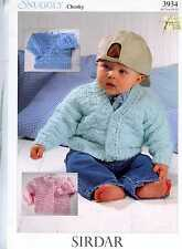 Sirdar knit  baby and child jacket  patterns + 7 free