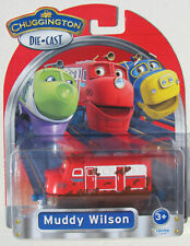 CHUGGINGTON DIECAST TRAIN ** MUDDY WILSON **