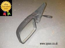 Peugeot 205 GTI Complete Offside Wing Mirror with fixings