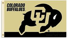 Ncaa Licensed Colorado Buffaloes 3' x 5' Flag w/Grommets Banner New