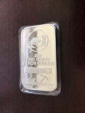 5 oz Prospector SilverTowne Silver Bar .999, Sealed
