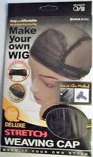"""QFITT MAKE YOUR OWN WIG DELUXE STRETCH WEAVING CAP #5018 """"NEW"""""""