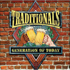 Traditionals Generation of today CD (2007 impact) Neuf!