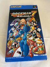 Rockman 7 Super Famicom SFC