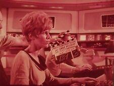 "RARE 1968~STAR TREK ""GAMESTERS""~HAINES~CLAPPER BOARD~35mm FILM CLIP~LOT 273"
