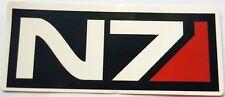 Mass Effect Systems Alliance N7 Logo Vinyl Sticker
