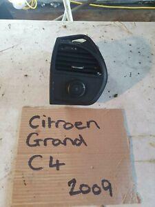 Citroen C4 Picasso PASSENGER SIDE HEATER CONTROL AIR VENT UNIT 2006/2013