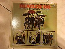 The  Beatles'65 [vinyl lp] capitol Records T-2228 original mono pressing!