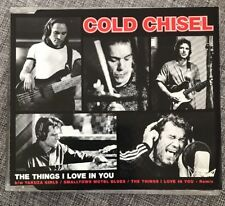 COLD CHISEL-The Things I Love In You CD FAST FREE POST