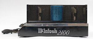McIntosh MC 2100 Twin 105 Watt Stereo Power Amplifier - Vintage