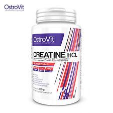Creatine HCL 200g Hydrochloride Muscle Gain Development Strong Anabolic Powder