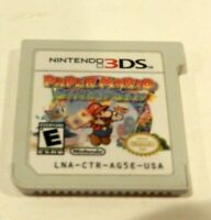 Paper Mario Sticker Star Nintendo 3DS 2DS Game Cart Tested
