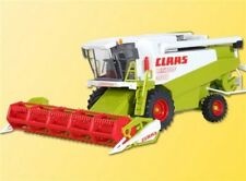 Kibri 12263 Claas Combine Harvester with Cutting and Corn Header, Kit, H0