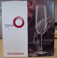 Stolzle Grandezza 140 00 07 Champagne Flutes (Set of 6)