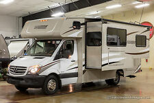 New 2017 2200 LE Class C Diesel Motorhome with Slide Out Mercedes Benz Chassis