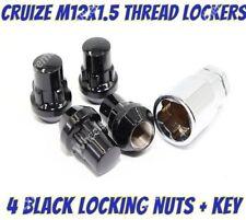 Locking Wheel Nuts B Closed M12x1.5 For Hyundai Accent Amica Atoz Coupe Eon