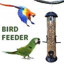 Bird Feeders Seed Suet Nut Bird Bath Seed Tray Large Metal Feeder Heavy Duty UK