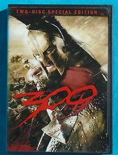 300 ~Battle of Thermopylae widescreen DVD, 2-Disc Special Edition, Gerard Butler