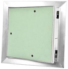 GK Revisionsklappe Revisionstür 30 x 30 Aluminium Rahmen + Gipskarton EU Marke!