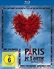 PARIS JE T'AIME BLU-RAY DRAMA NEU