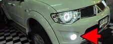 2010 2011 2012 2013 2014 Mitsubishi L200 Xenon Halogen Fog Lamps Driving Lights