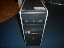 Hp Compaq dc7900 Core 2 Duo 2.33Ghz Convertible Minitower 4Gb 500Gb Windows10