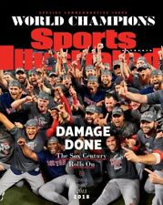 Boston Red Sox World Series Champs Sports Illustrated Cover Photo - select size