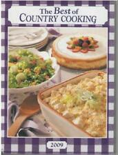 The Best of Country Cooking 2009