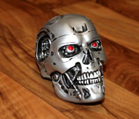Terminator GENISYS T-800 Battle Damage Endoskull Head Kopf Skull Loot Crate
