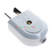 3 x AU, New Zealand, China 2 Flat Pin DIY Rewireable Power Plug AC100~220V 10A