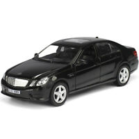 1:36 E63 AMG Model Car Diecast Toy Collection Pull Back Black Kids Boys Gift