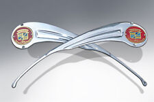 VESPA GS 150 SIDE PANEL FLASHES TRIMS GS150 EMBELISHERS