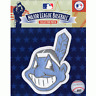 Cleveland Indians Chief Wahoo Fathers Day Blue Sleeve Jersey Patch