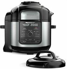 Ninja FD401 9-in-1 Deluxe 8qt. Pressure Cooker