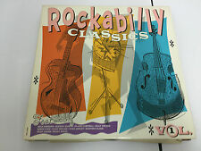 Rockabilly Classics Volume 1 Vinyl LP NMINT/EX SANFORD CLARK CLINT MILLER ETC