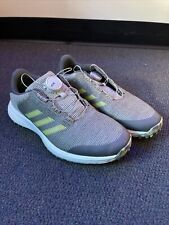 adidas S2G Boa Spikeless Golf Shoes (Size 8)