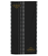 Continental Hotel Beach Towel Inspired by John Wick for Swimming or Gym