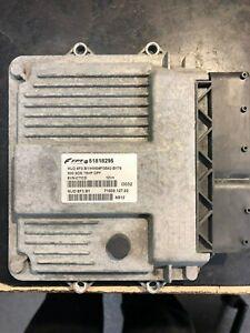 Fiat 500 Diesel ECU 51818295 HW04P MJD 6F3.B1 500 SDE 75HP DPF