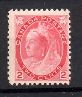 Canada 1898 2c Numeral unmounted mint SG155 WS20968