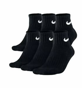 NEW Nike Dri-Fit Performance Cotton Crew Men's & Women's Socks 1, 3, OR 6 PAIRS