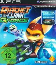 Playstation 3  Ratchet und Clank QForce Neuwertig