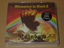 Memories in Rock II Live (2CD+DVD) by Ritchie Blackmore's Rainbow Box Set
