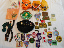 Lot Boy Scouts Neckerchief Scarf Patch Nippon Japan Jamboree Camporee Pin
